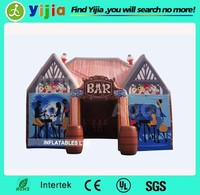 Cheap best Quality inflatable pub inflatable bar