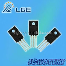 100V 20A AXIAL TO-220FAB high power schottky diode MBR20100FCT