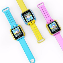 Support multi-language and camera waterproof kids sport watch gps
