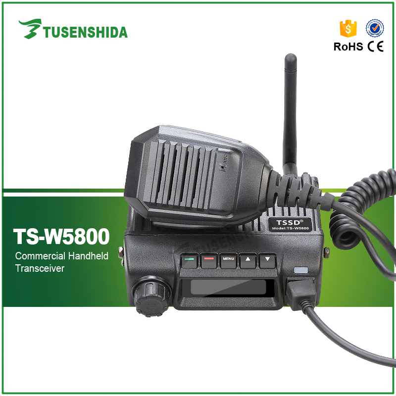 Most Powerful Vehicle Mounted Walkie Talkie for Sale TS-M5800 with SIM Card
