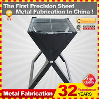 Folding Portable BBQ Charcoal Grill for Sale