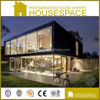 Luxury Detachable Prefabricated Charming Container Home with Furnishing