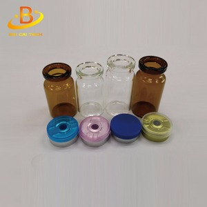 Professional design durable medicine use 10ml sterile vial for injection
