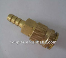 AMERICAN TYPE SINGLE SHUT-OFF QUICK COUPLING