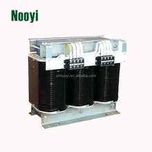 3KVA Three phase Dry Type Isolated Transformer Class F with copper winding