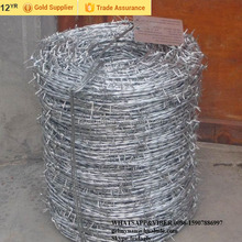 Security razor wire barbed wire fence cost per foot