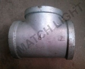 Elbow Female Casting Galvanized Malleable Iron Pipe Fittings