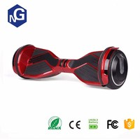 Popular fashion for sale electric balance electric hoover board 2 wheels china hoverboard with LED remote control