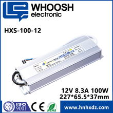 Professional factory Outdoor IP67 Waterproof 100W 12V power supply