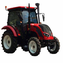 QLN 80 HP with YTO engine cheap farm wheeled tractor for sale