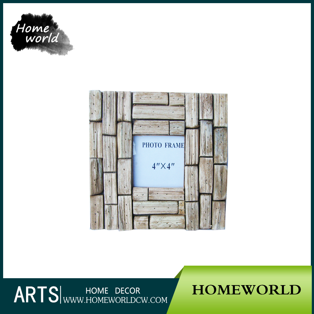 Beautiful Nice 4*4 Acrylic Glass Custom Different Types Wood Frame