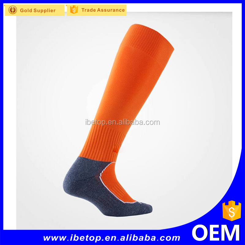 Professional Factory Supply Men Sport Sock Athletic Basketball Socks Compression Cotton Sport Socks