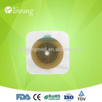 medical one part closed ostomy bag,disposal ostomy bag,medical device colostomy bag