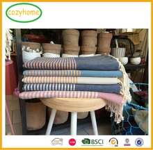 2017 Hot sale wholesale alibaba 100% cotton turkish hammam fouta bath towel jacquard super absorbent beach towel with fouta