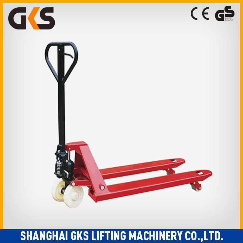 The Cheap 2/2.5/3ton Hydraulic Pallet Truck, High Lift Forklift Trolley Pallet