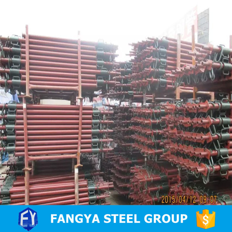 building materials 4m steel prop 2015 construction formwork steel prop with high quality