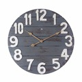 Professional design cheap price antique style wood wedding gift wall clock
