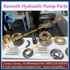 uchida rexroth swash plate pump parts A8VO160 for excavator