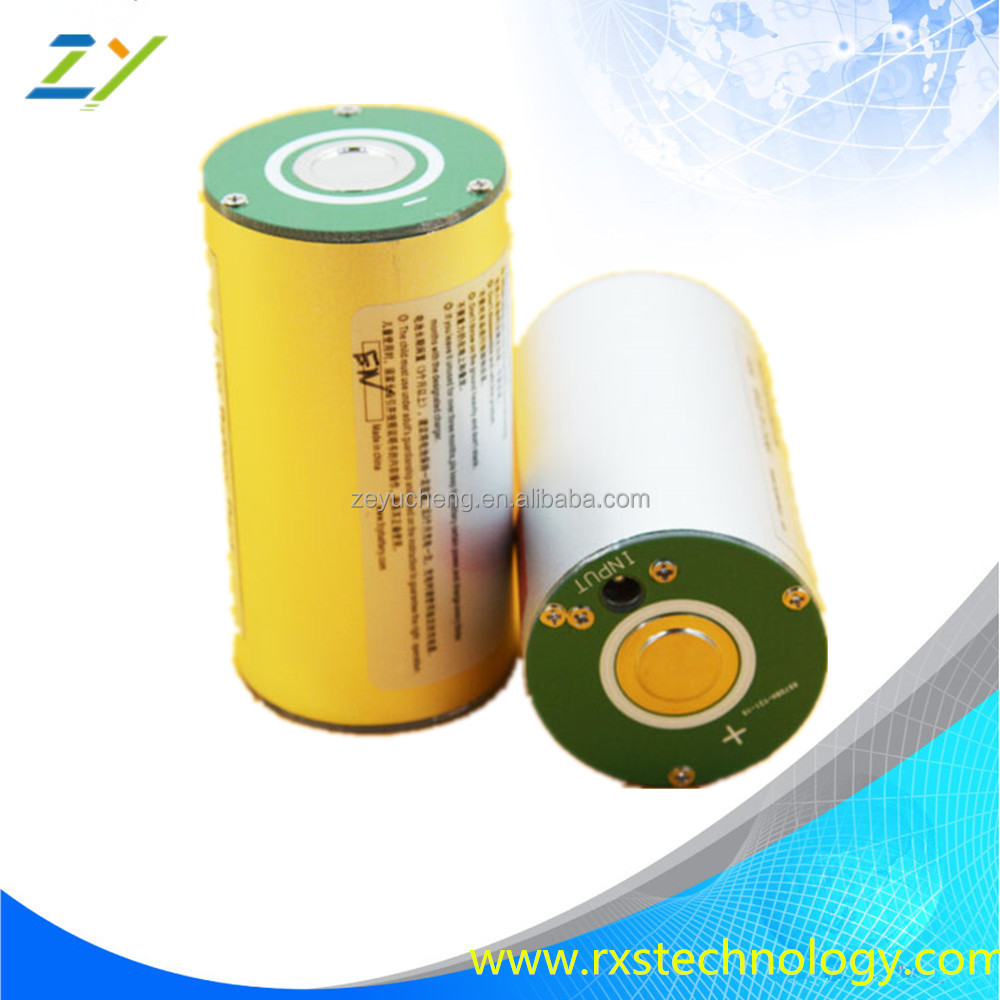 lithium polymer battery for cctv camera/trolley speaker