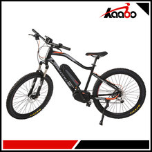 Big Tyres 27.5 Inch Bafang Central Motor 250W-750W Electric Bicycle