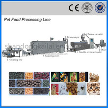 manufactory pet food processing equipment /pet food extruder plant