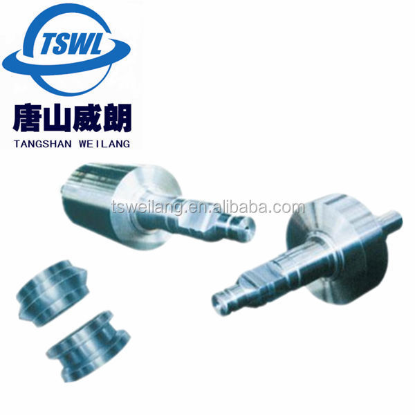 high quality casting iron rollers and steel rollers