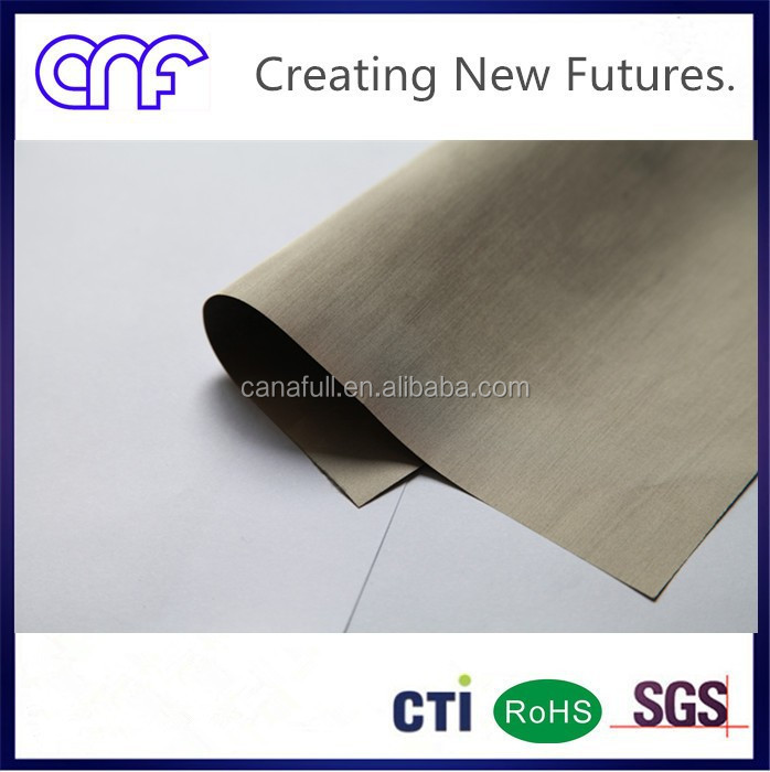 Nickel copper radiation proof conductive fabric Factory rfid blocking fabric