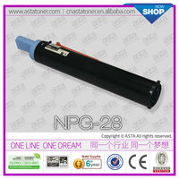 For new brand compatible canon npg-28 toner cartridge