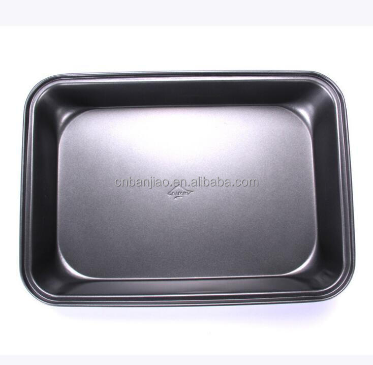 High Quality Tin Baking Tray ,Cake Pan&Rectangle Bakeware ,Ovenware Size:32x22x3.5CM