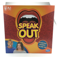 Toy for Game in Party Speak Out Game