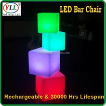 stage part accessories 3d crystal led light base useful cubes useful cubes