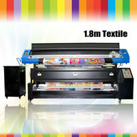 Cheap best selling transfer paper sublimation printer
