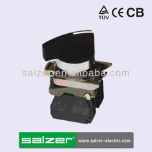 Salzer SA22-BJ33 Selector Push Button Switch (TUV, CE and CB Approved)