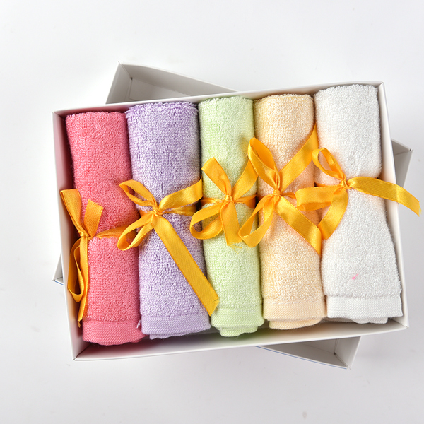 Bamboo Baby Washcloths Luxury Organic Towels / Wipes - Perfect Registry / Shower Gift Soft Thick and Gentle on Sensitive Skin