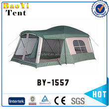 Large waterproof camping 8 person luxury cabin family tent