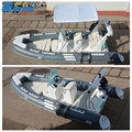Gather Yacht inflatable hypalon rubber boat rib boat 520A