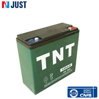6-dzm-20 12v 20ah electric car battery with great power