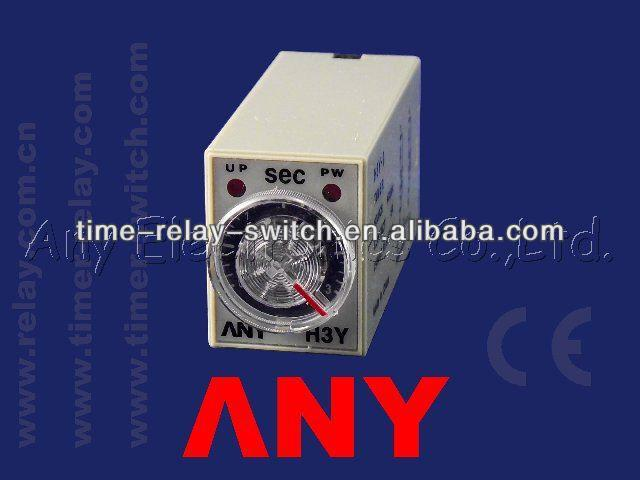 solid state relais 230v H3Y-2 H3Y-4 IC Timer