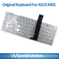 NEW US Keyboard for ASUS X401K X401E X401U X401 X401A US Laptop Keyboard