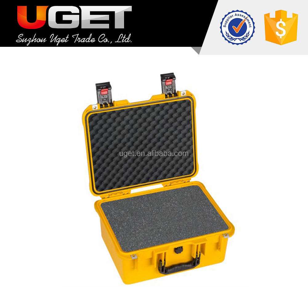 OEM Quality dustproof rugged hard plastic tool case for equipment
