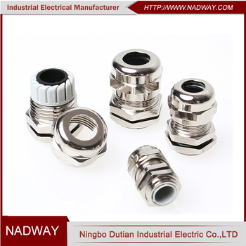 all kinds of size IP68 brass armoured cable gland