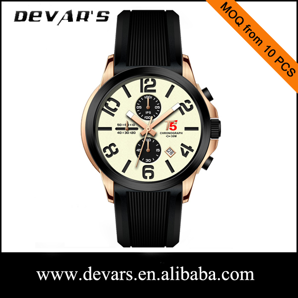 most demanded products mens chronograph titanium watch, men wristwatches
