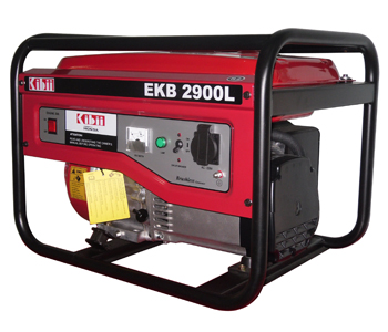 2.2kVA gasoline generator powered by Honda GX160