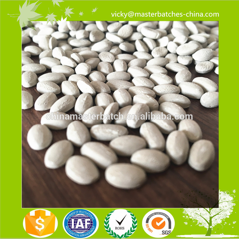 Desiccant Masterbatch/Plastic Defoamer PE/PP Recycled Plastic Pellets for Plastic