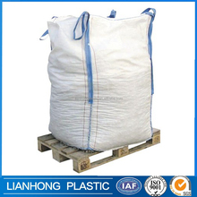 1 mt Jumbo bags for industrial chemical use with top open, PP 1 ton big bag