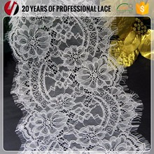 Polyamide Thin Shirt Voile Lace Trimming Border
