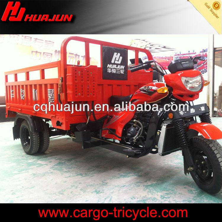300cc gas motor tricycle /children tricycle for twins
