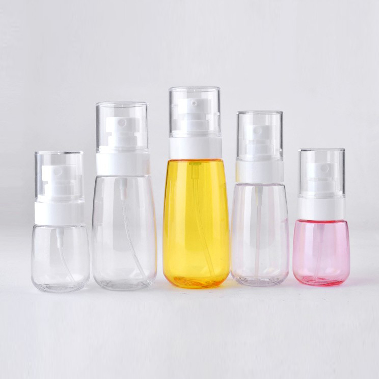 Empty PETG perfume 30ML 60ML 80ML 100ML plastic spray bottle