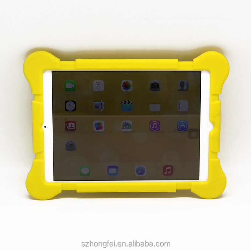 for silicone ipad case, high impact case for children factory price