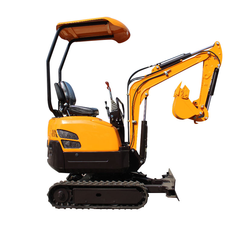 Mini Excavator Small Earth Moving Equipment